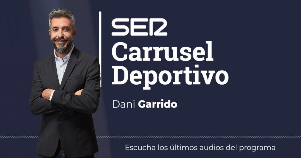 Dani Garrido Cadena SER